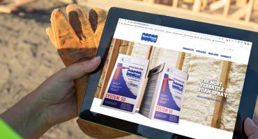 Versi-Foam launches new website