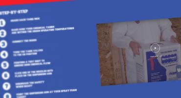 Tech Specs Versi Foam Systems