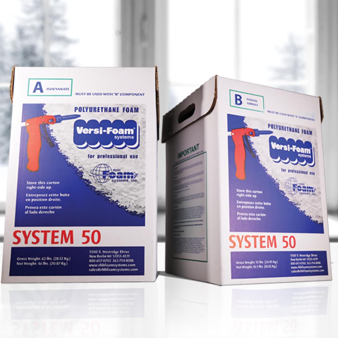 spray foam insulation for winter
