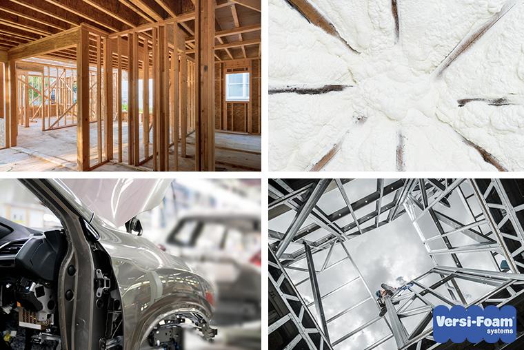 what spray foam insulation should i use